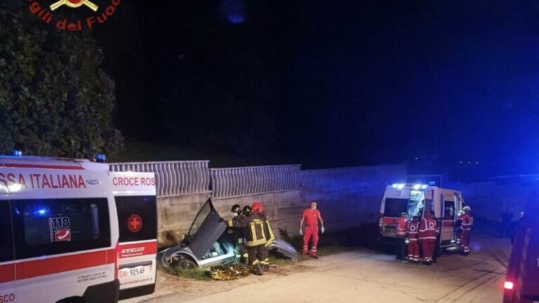 Incidente mortale a Buttigliera d'Asti