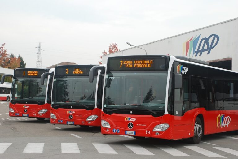 Le disposizioni sull'utilizzo dei bus di Asp per il contenimento dell'emergenza epidemiologica