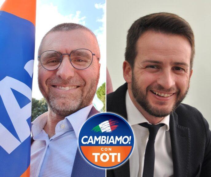 """Asti, nasce il comitato provinciale """"Cambiamo con Giovanni Toti"""""""