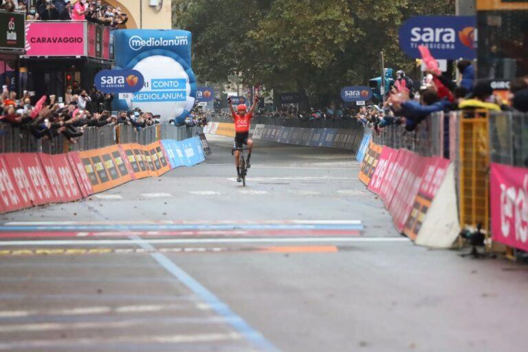 Asti, il ceco Cerny vince la 19^ tappa del Giro d'Italia