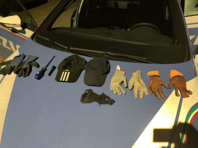 Asti, la polizia arresta tre ragazzini per tentato furto in abitazione