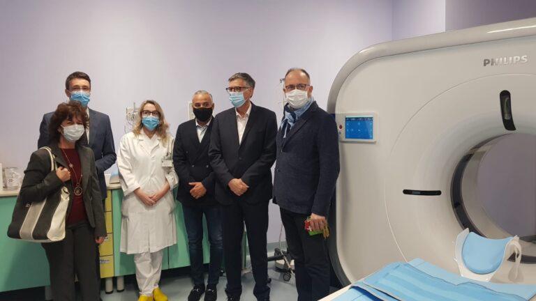 Nuova Tac per il Pronto Soccorso dell'ospedale di Asti
