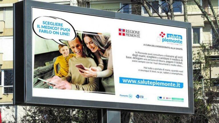 Con Salutepiemonte.it più servizi digitali e meno assembramenti