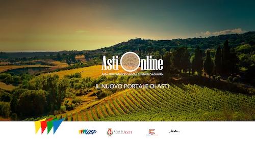 Astionline, il nuovo portale per vivere Asti