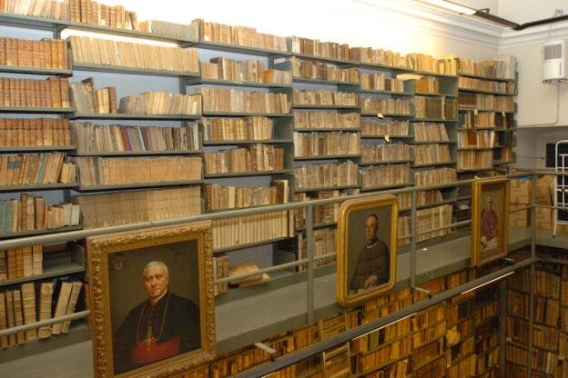 Biblioteca sel seminario e archivio storico diocesano chiusi al pubblico