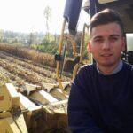 Tre domande a… Fabio Giovara, giovane imprenditore agricolo di Tigliole