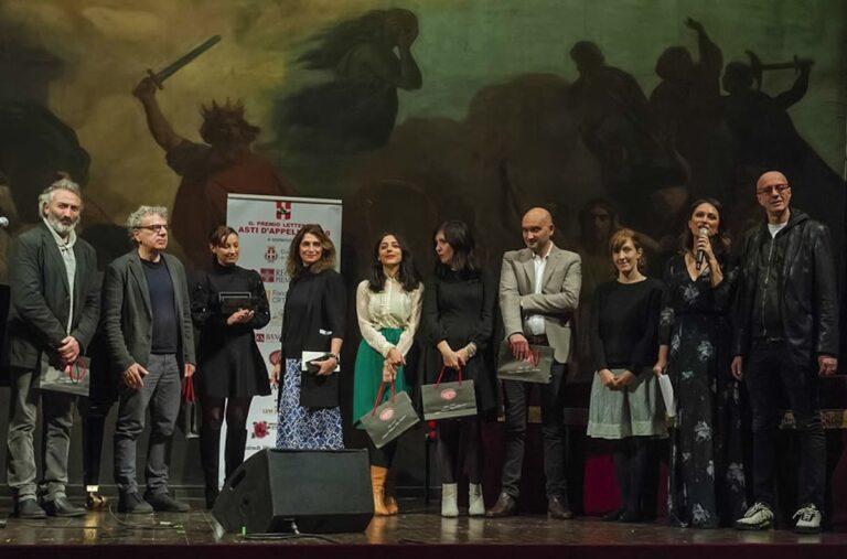 Tutto pronto per la cerimonia finale della dodicesima edizione del Premio Asti d'Appello