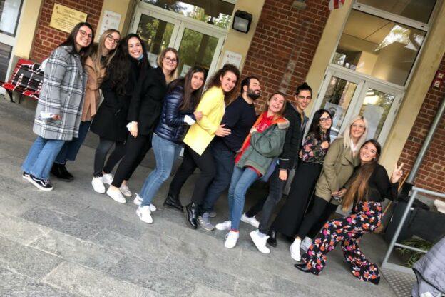 Asti, 18 neo dottori in infermieristica dal polo universitario Rita Levi Montalcini