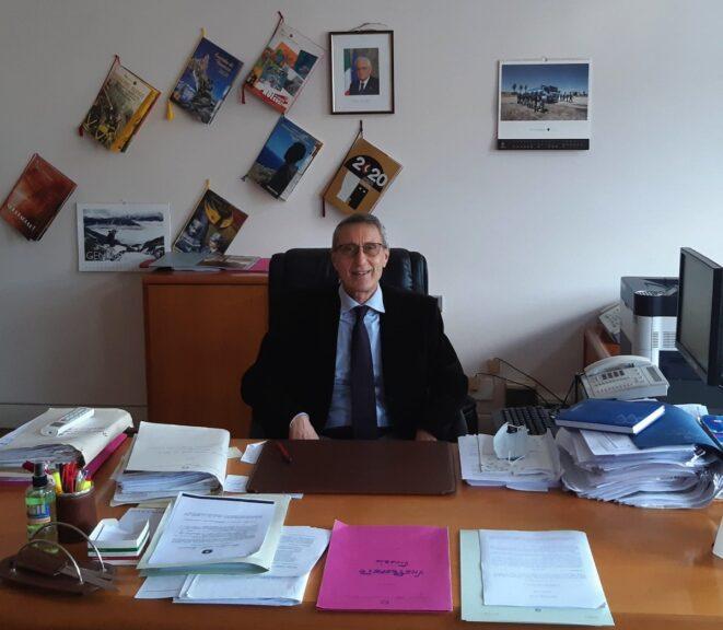 """Il vice prefetto Sirico lascia l'incarico """"per raggiunti limiti di età"""""""