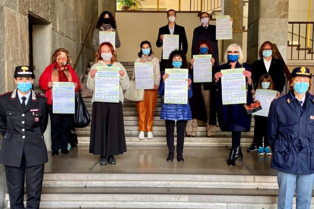"""SOS donna lancia """"Ti rispetto"""": dieci domande ai giovani sulla violenza psicologica"""