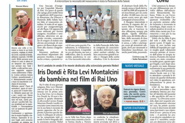 Prima pagina – 27 novembre 2020