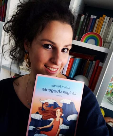 """Tre domande a… Chiara Parella, autrice de """"La figlia sfuggente"""""""