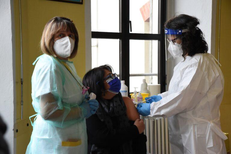 Vaccinazione anti Covid: in Piemonte inoculate 12.629 dosi
