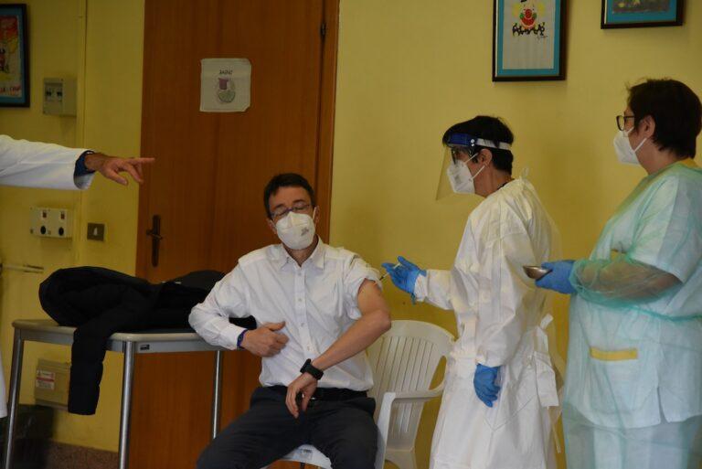 Vaccino Covid: in arrivo in Piemonte altre 40mila dosi