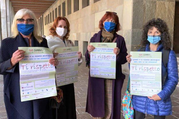 """""""Ti rispetto"""": Asti e Crotone insieme contro la violenza alle donne"""