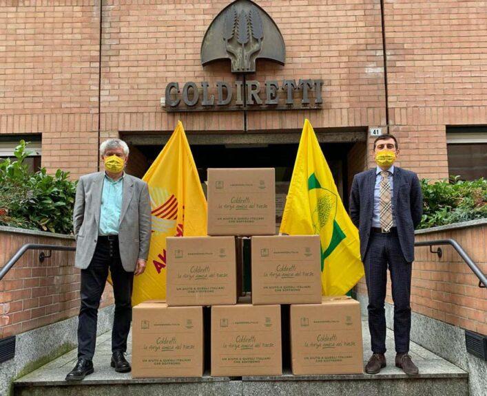 Per Coldiretti Asti, festività, fa rima con solidarietà