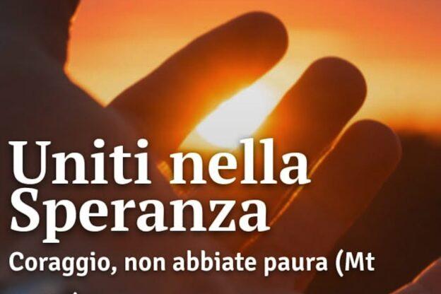 Nasce unitinellasperanza.it, un ambiente digitale a servizio delle diocesi