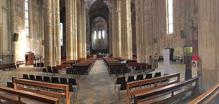 La Cattedrale di Asti apre le porte ai giovani della Diocesi per la Giornata dei Popoli