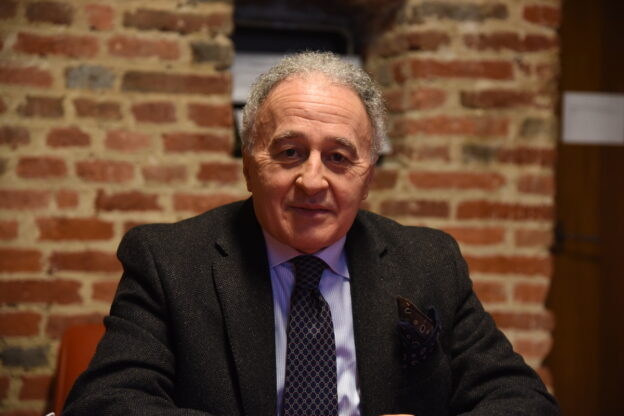 Tre domande a… Claudio Lucia, presidente dell'ordine dei medici di Asti