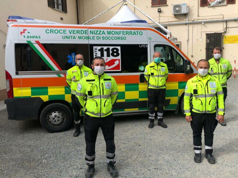 Dieci posti per il servizio civile alla Croce Verde di Nizza Monferrato