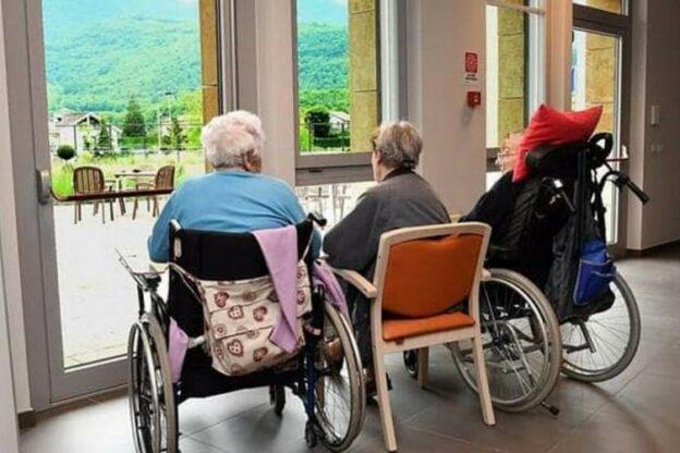 44,5 milioni di contributi per Rsa e strutture socio-assistenziali
