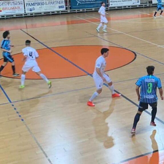 Futsal, gli Orange sfortunati con il Lecco in casa