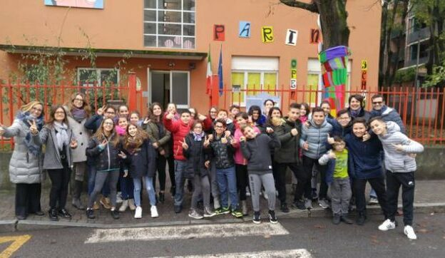 "Open school all'IC3 Asti ""Angela Chiappino"""