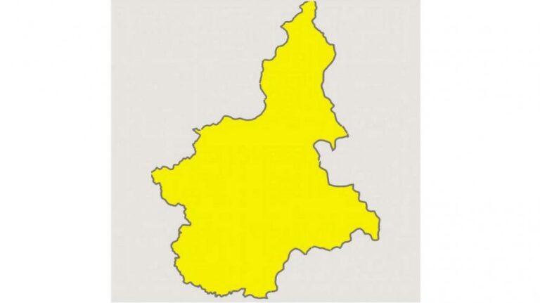 """Da oggi a sabato il Piemonte in """"zona gialla"""""""