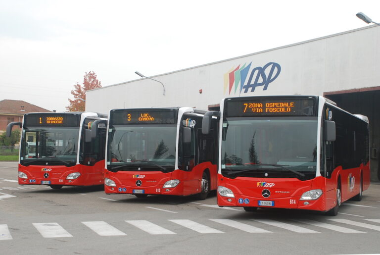 Lunedì 8 febbraio sciopero degli addetti del servizio trasporti e mobilità di Asp