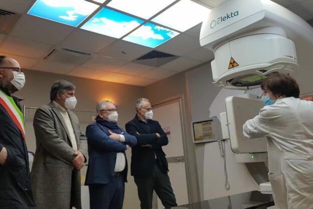 Asti, un Acceleratore lineare di ultima generazione per la Radioterapia del Massaia