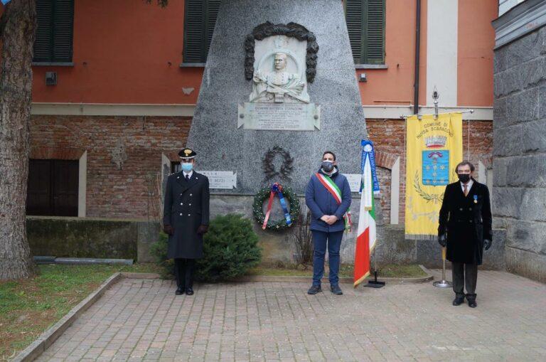 I carabinieri commemorano Giovanni Battista Scapaccino prima Medaglia d'Oro al Valor Militare
