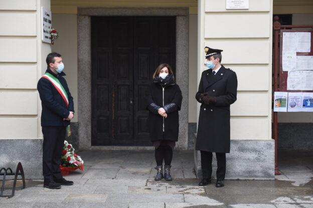 San Damiano commemora il carabiniere scelto Stefanizzi