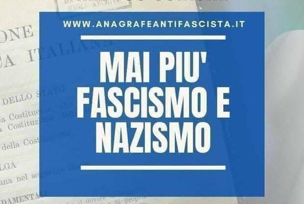 Asti, raccolta firme dell'Anpi per la legge antifascista