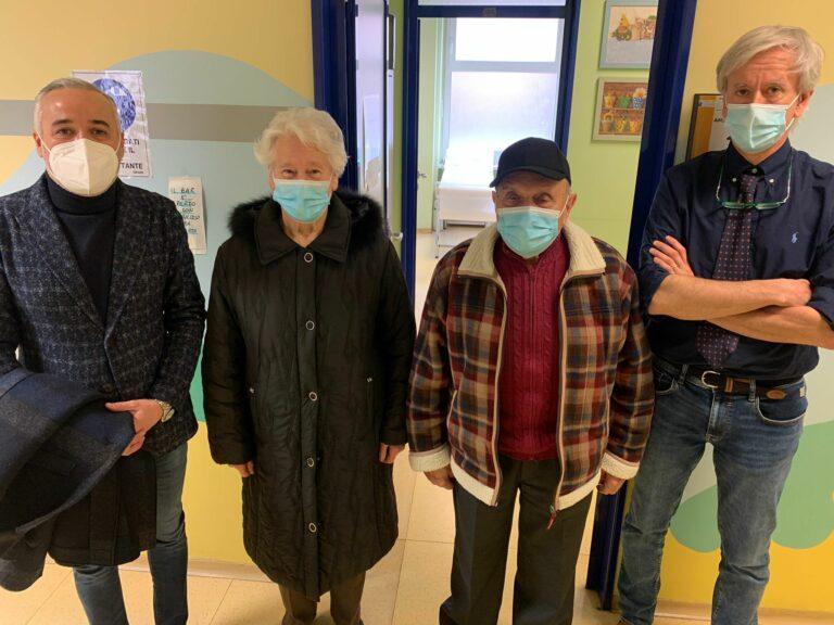 Al via da oggi la vaccinazione degli over80 ad Asti e in Piemonte