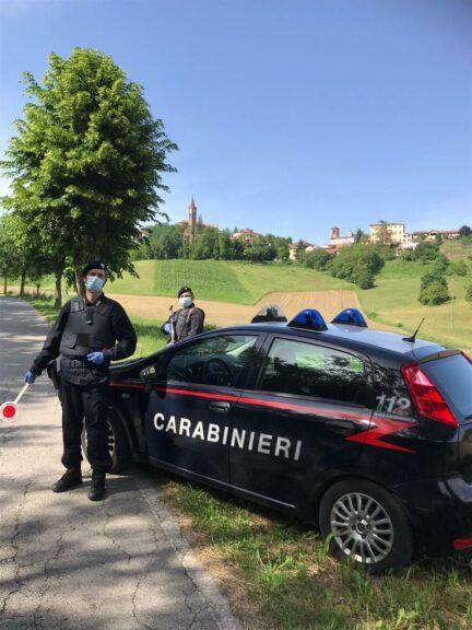 Sorpreso al bar nonostante fosse in quarantena: segnalato dai carabinieri di Castagnole delle Lanze