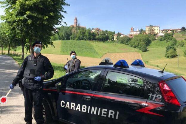 Percepivano indebitamente il reddito di cittadinanza, denunciati dai carabinieri di bubbio