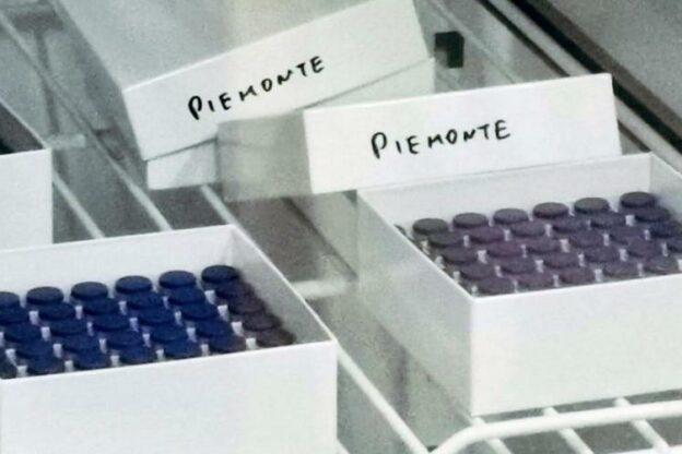 7.204 le persone che hanno ricevuto il vaccino contro il Covid oggi in Piemonte