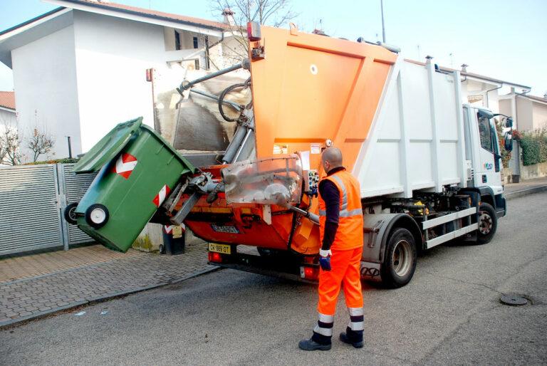 Variazioni per la raccolta rifiuti di Asp del giorno di Pasquetta