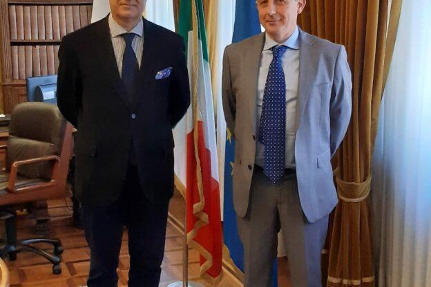 Si è insediato oggi il nuovo viceprefetto vicario della Prefettura di Asti, Arnaldo Agresta