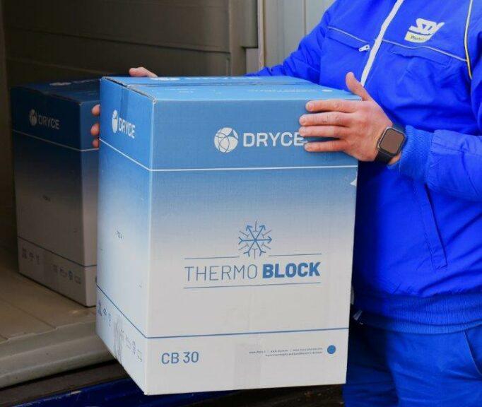 SDA consegna ad Asti 900 dosi del vaccino AstraZeneca