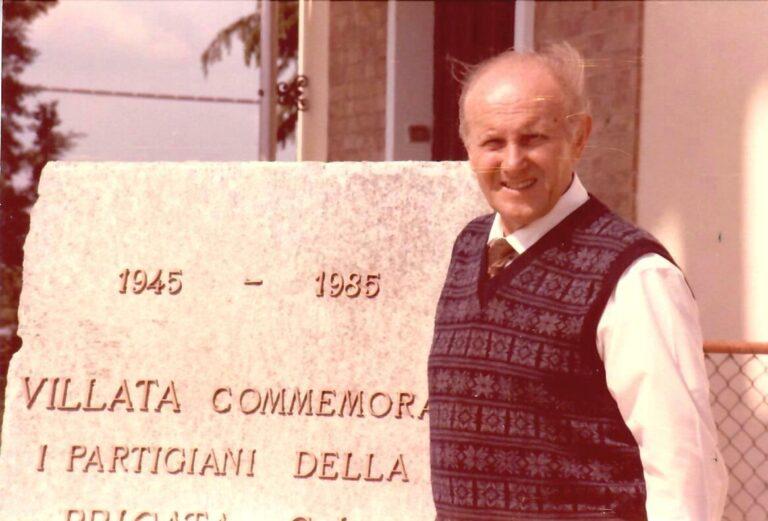Vent'anni senza il comandante partigiano Piero: Valfenera gli dedica un libro