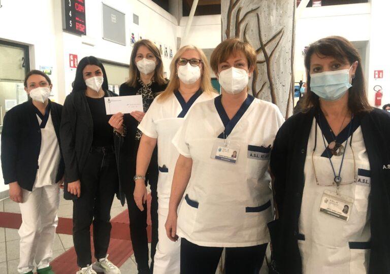 Villafranca, Il grazie del sindaco Macciha all'équipe vaccinazioni anti covid della Casa della Salute