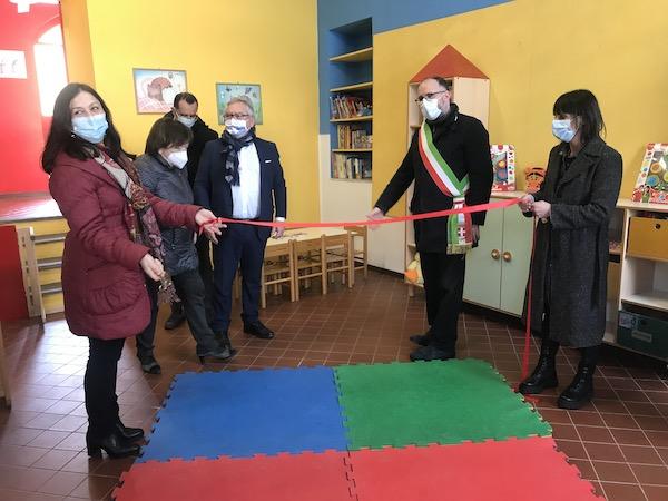 Asti, inaugurata la nuova sede del Centro per le Famiglie