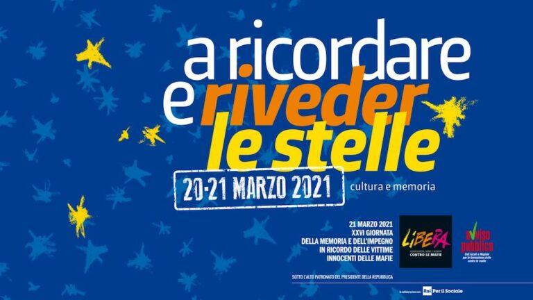 A ricordare e riveder le stelle: Liberai e Biblioteca Astense Giorgio Faletti ricordano le vittime innocenti delle mafie