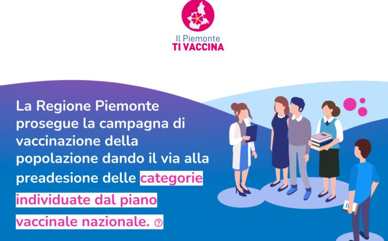 9.569 vaccinati ieri in Piemonte