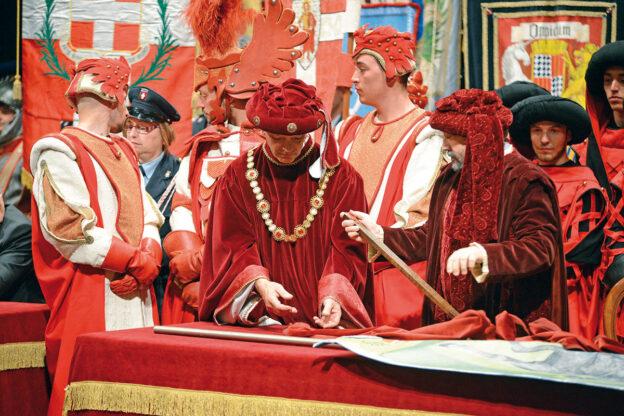 Asti, festeggiamenti di San Secondo in formato ridotto