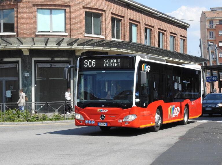 Asti, le variazioni dei trasporti di Asp durante le festività di maggio