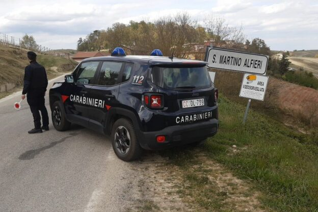 Furto in abitazione: il Dna consente ai carabinieri di arrestare un 26enne