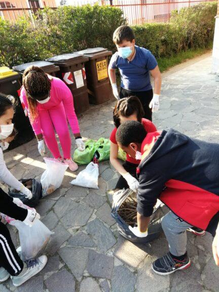 Alla San Domenico Savio i piccoli studenti sono green