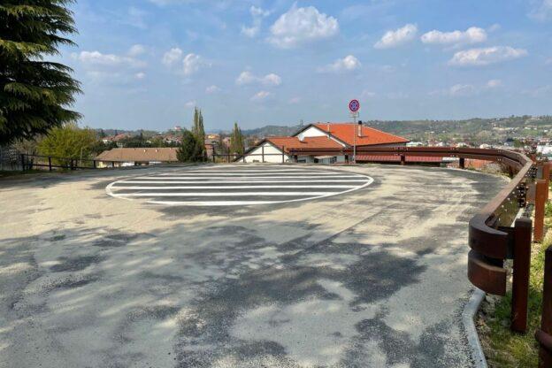 Asti, piazzole di manovra in via Arellano e via Rasero